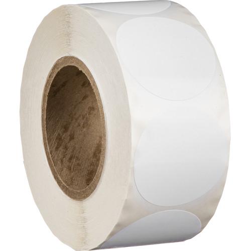 "Primera 2.5"" Circle Premium Gloss Paper (1000 Labels/Roll)"