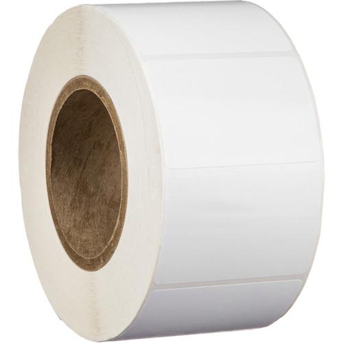 """Primera 3 x 2"""" PremiumGloss Paper (1300 Labels/Roll)"""