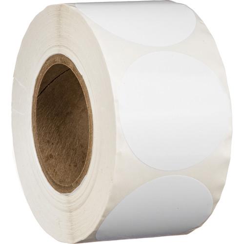"Primera 3"" Circle Premium Gloss Paper (875 Labels/Roll)"