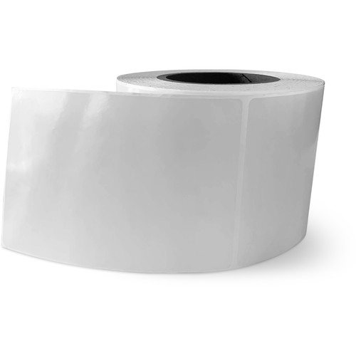 """Primera 4 x 6"""" Rectangle Premium Gloss Paper Roll for LX800/810 and LX900/910 (450 Labels per Roll)"""