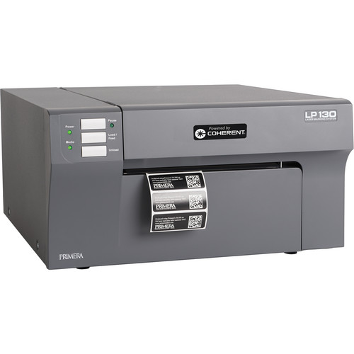 Primera LP130 Laser Marking System Label Printer (US Plug)