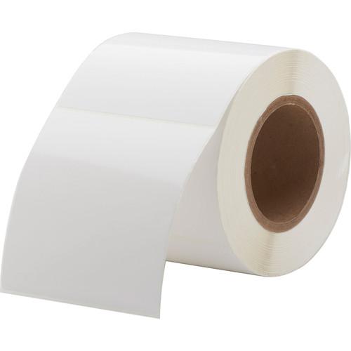 "Primera White TuffCoat High-Gloss Labels (4 x 4"", 625 Labels)"