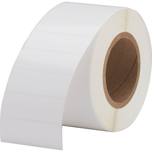 "Primera White TuffCoat High-Gloss Labels (3 x 1"", 2300 Labels)"