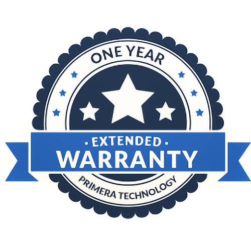 Primera LX910 Color Label Printer Extended Warranty (1 Year)