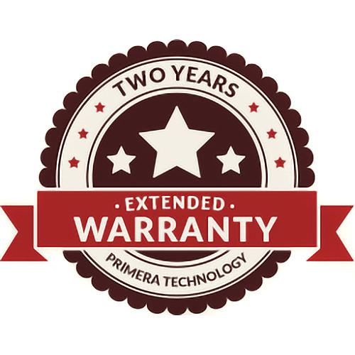 Primera LX910 Color Label Printer Extended Warranty (2 Year)