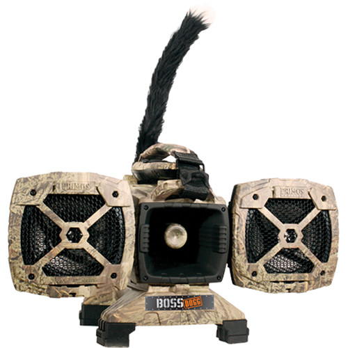 PRIMOS Boss Dogg Electronic Calling System (Realtree MAX-1)