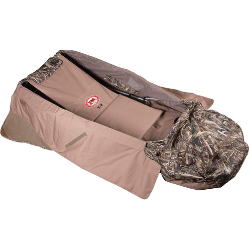 PRIMOS X-2 Blind for Hunting (Realtree Max-5)