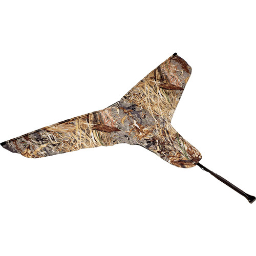 PRIMOS Double Trouble Waterfowl Decoy (Brown, Camouflage)
