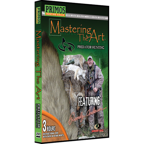 PRIMOS DVD: Mastering the Art - Predator Hunting Featuring Randy Anderson