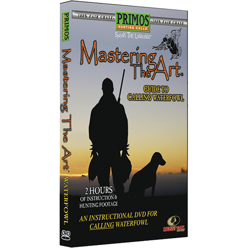 PRIMOS DVD: Mastering the Art - Guide to Calling Waterfowl