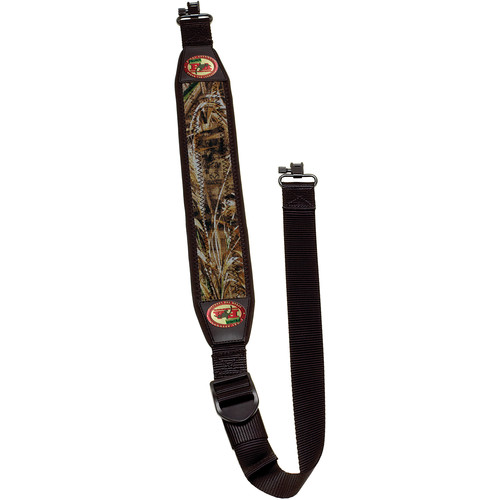 PRIMOS Feather Weight Sling with Swivels and Realtree MAX-5 Pattern