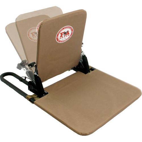 PRIMOS Up-N-At-Em Seat for Ground Blind (Light Brown)