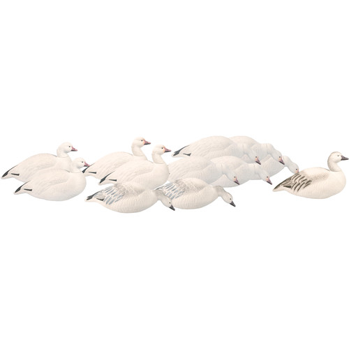 PRIMOS Final Approach HD Shell Snows Decoys (12-Pack)