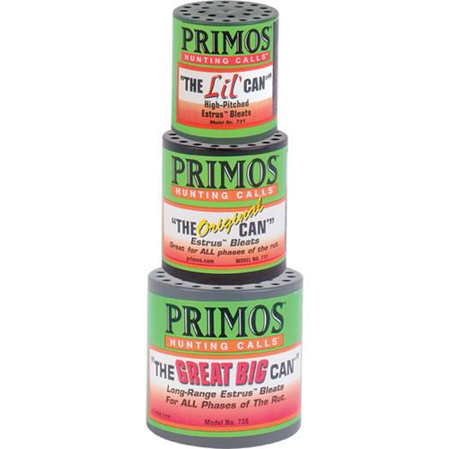 PRIMOS The Can Family Deer Call Pack