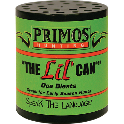PRIMOS The Lil' CAN Deer Call