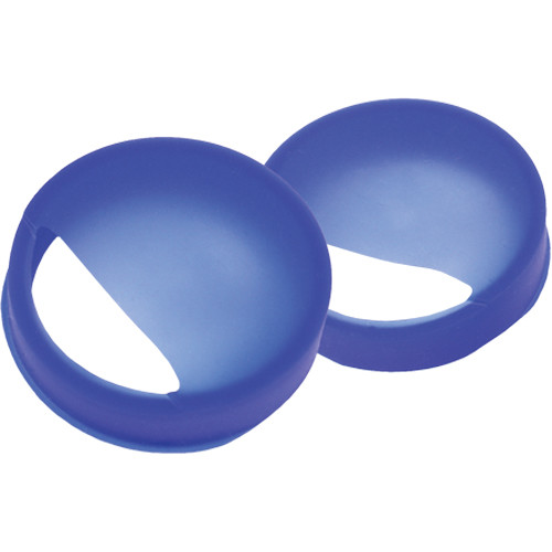 """PRIMOS Blue """"Snap-On"""" Silicone Bugle Reeds (2-Pack)"""