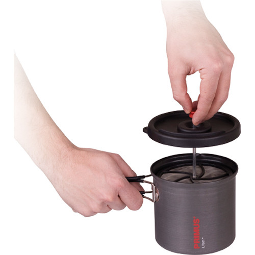 Primus LiTech Camp Coffee/Tea Press Kit