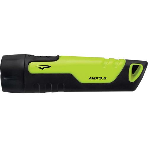 Princeton Tec Amp 3.5 LED Flashlight (Neon Yellow)