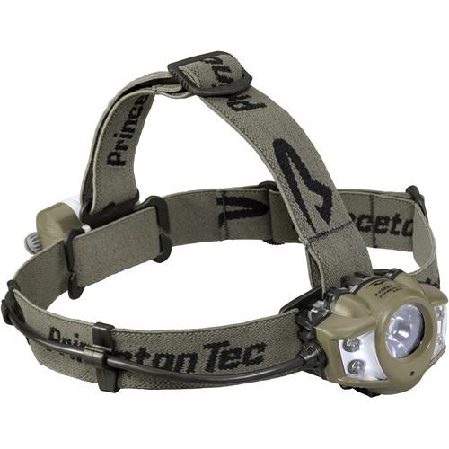 Princeton Tec Apex Pro Headlamp (Olive Drab)