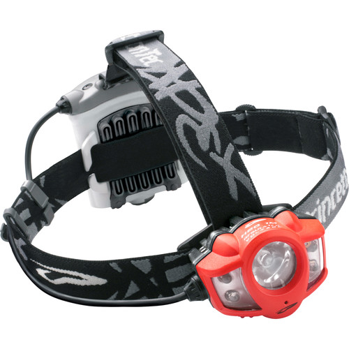 Princeton Tec Apex Pro LED Headlamp (Red)