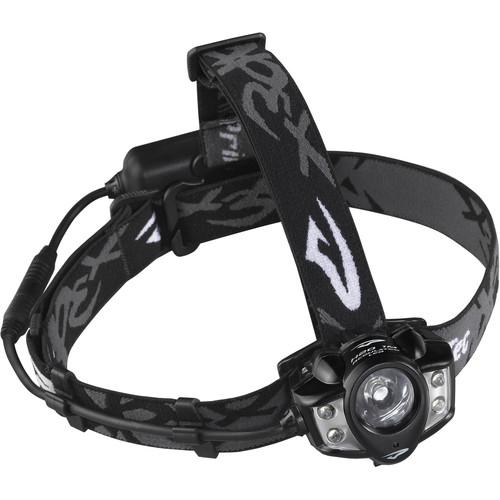 Princeton Tec Apex Rechargeable Headlamp (Black)