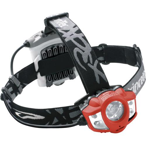 Princeton Tec Apex 550 Headlamp (Red)