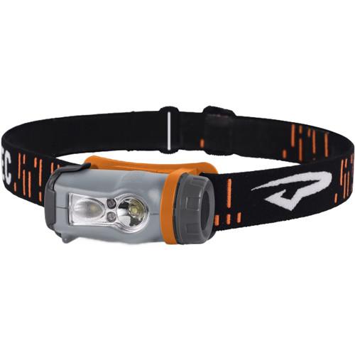 Princeton Tec Axis LED Head Lamp (Orange/Gray)