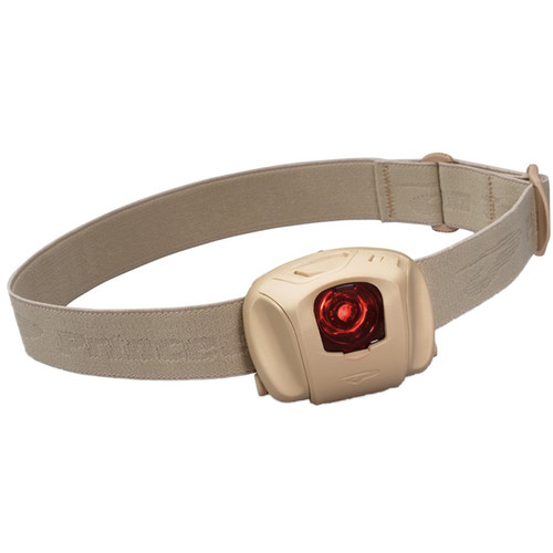 Princeton Tec EOS Tactical Headlamp (Tan)