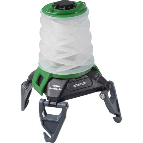 Princeton Tec Helix Backcountry Rechargeable LED Lantern (Black/Green)