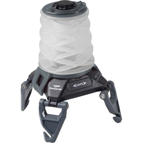 Princeton Tec Helix Backcountry Rechargeable LED Lantern (Black/Gray)