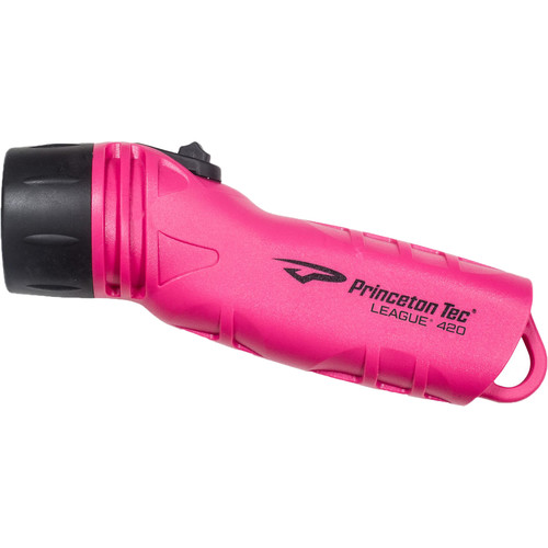 Princeton Tec League 420 Dive Light (Pink)
