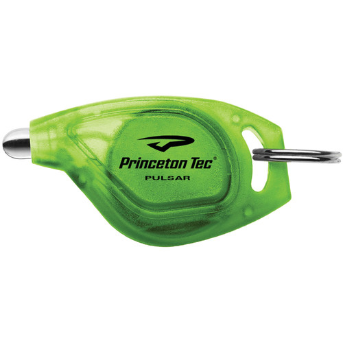 Princeton Tec Pulsar White LED Flashlight (Neon Yellow)