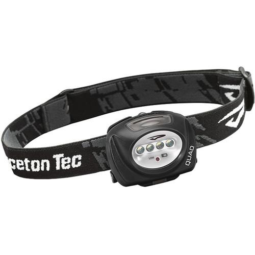 Princeton Tec Quad LED Headlamp (Black)