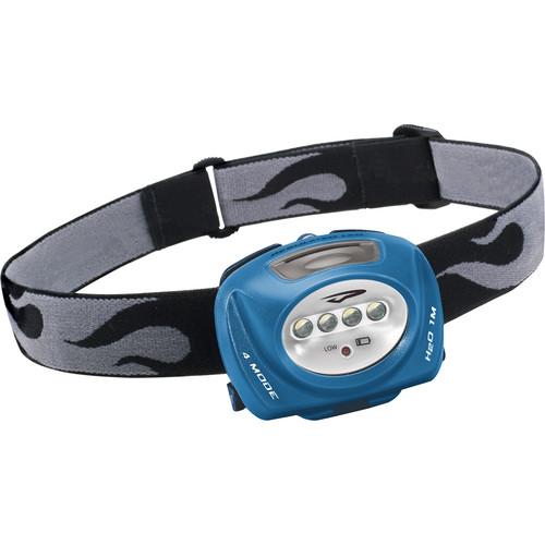 Princeton Tec Quad LED Headlamp (Blue)