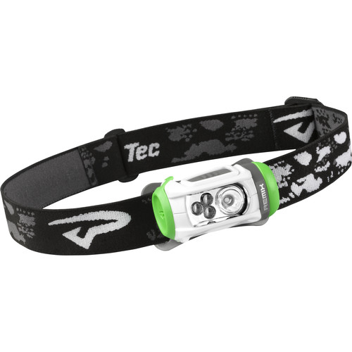 Princeton Tec Remix LED Headlamp (Green/White)