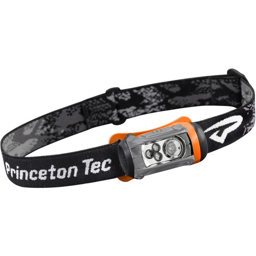 Princeton Tec Remix LED Headlamp with White Spot & White Flood (Gray)