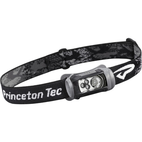 Princeton Tec Remix LED Headlamp with White Spot & Red Flood (Black)