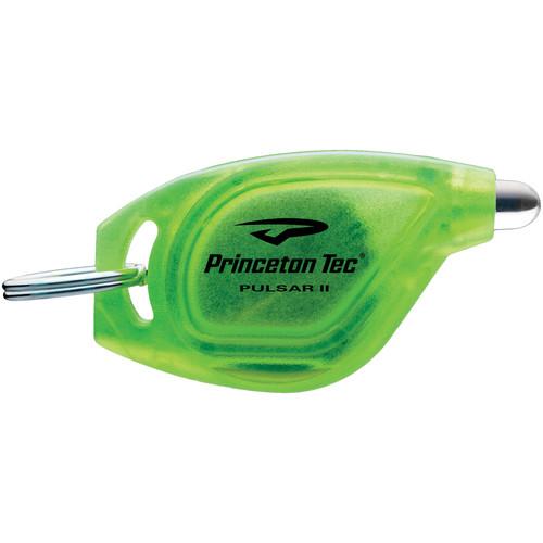 Princeton Tec Pulsar II White LED Flashlight (Neon Yellow Case)