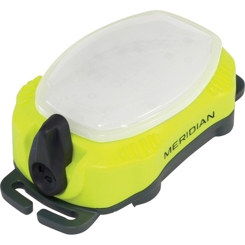 Princeton Tec Meridian LED Strobe Light (Neon Yellow)