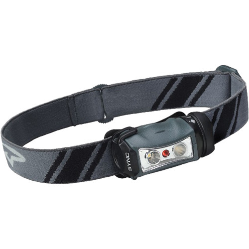 Princeton Tec Sync LED Headlamp (Gray)