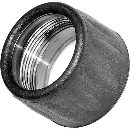 Princeton Tec TEC-409 AA Lens Cap with Rubber Cover