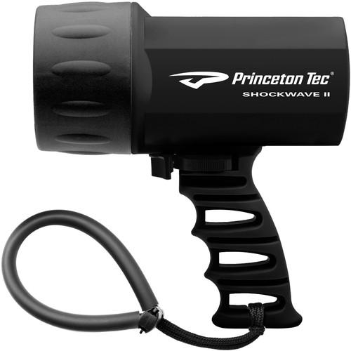 Princeton Tec Shockwave II Dive Light (Black)