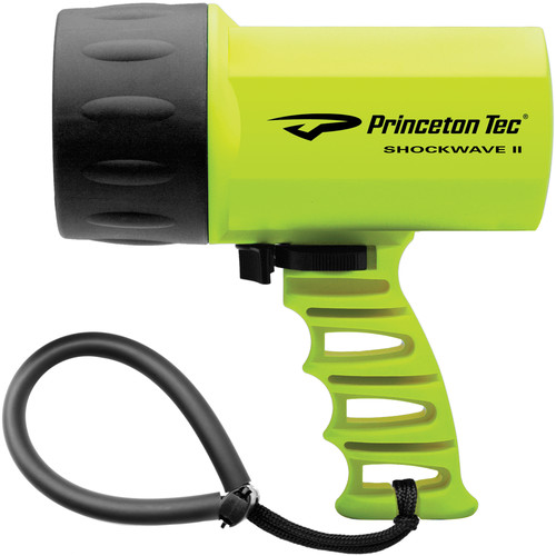 Princeton Tec Shockwave II Dive Light (Yellow)