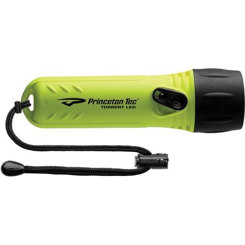 Princeton Tec Torrent LED Dive Light (Neon Yellow)