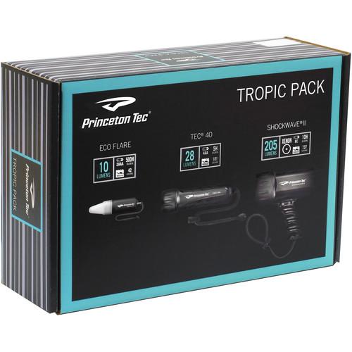 Princeton Tec Tropic Pack Light Kit (Black)