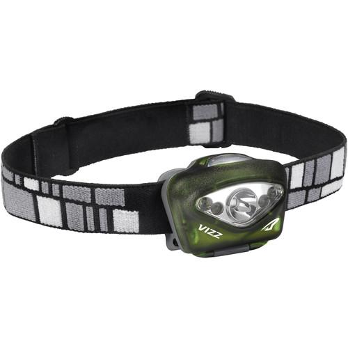 Princeton Tec Vizz LED Headlamp (Green)