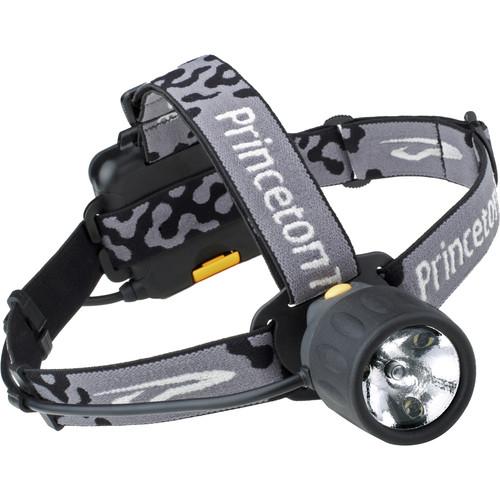Princeton Tec Yukon HL LED Head Lamp (Black)