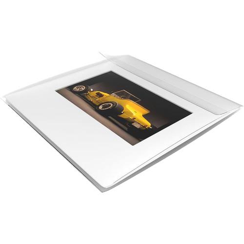 Print File 2 x 2 35mm Slide Polyester FoldFlap Sleeves (50-Pack)