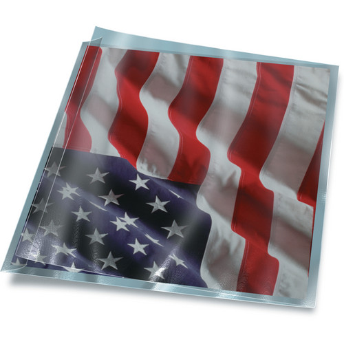 "Print File FoldFlap Sleeves (14 x 18"", 25-Pack)"