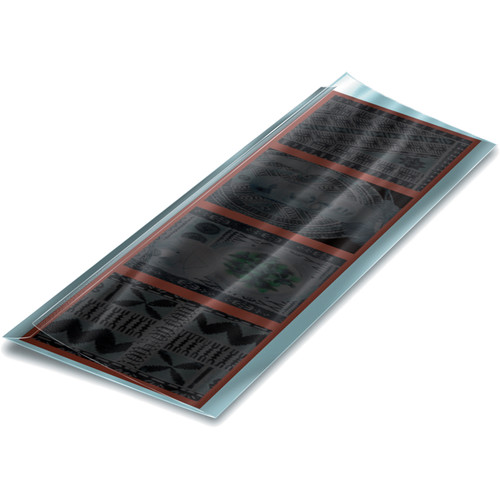 Print File 120 Polypropylene FoldFlap Sleeves (Case of 500)